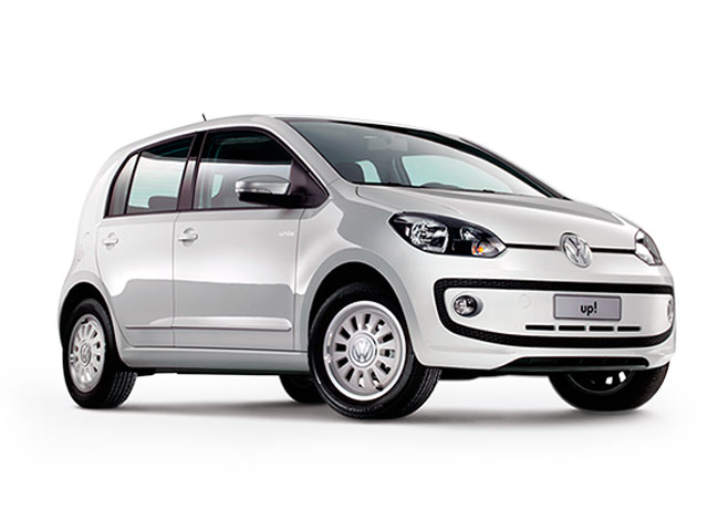 Rent a VW Up! 1.0LT in Crete