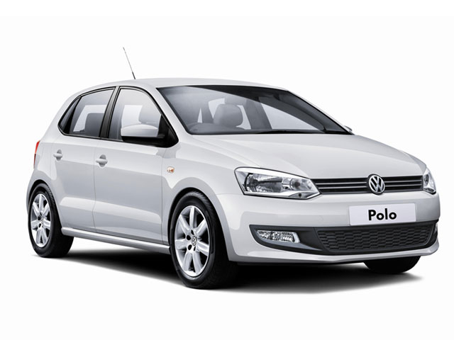 Rent a VW Polo Automatic in Crete