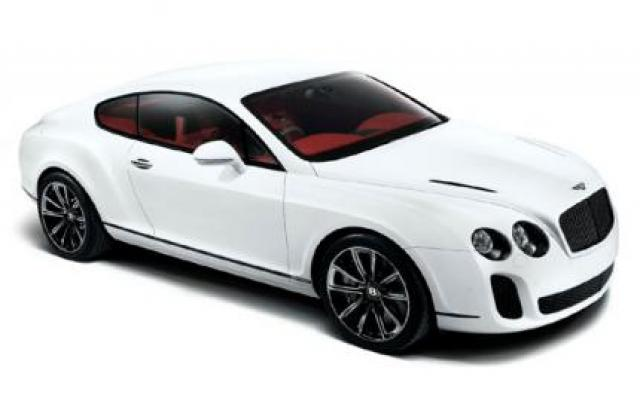 BENTLEY CONTINENTAL SUPERSPORT 6.0LT AUTO
