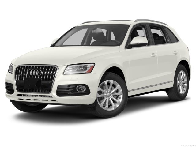 Rent a Audi Q5 Diesel in Crete