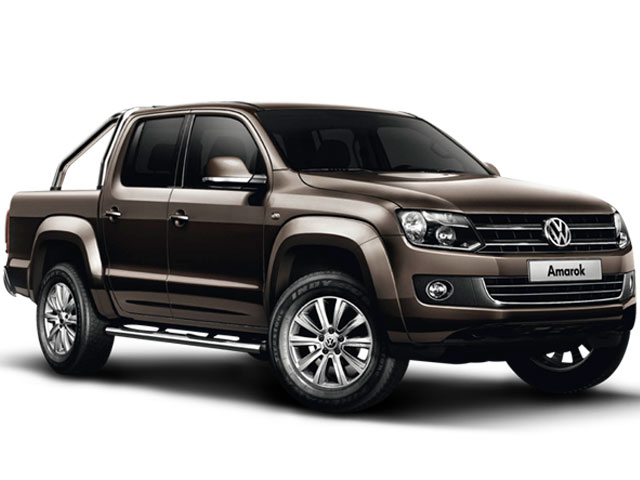 Rent a VW Amarok 3.0LT TDI AUTOMATIC in Crete