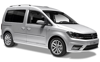 Rent a VW Caddy Maxi 1.6LT DIESEL in Crete