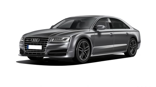 Rent a AUDI A8 4.2LT AUTO in Crete