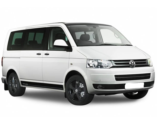 Rent a VW Transporter 2.0LT Diesel in Crete