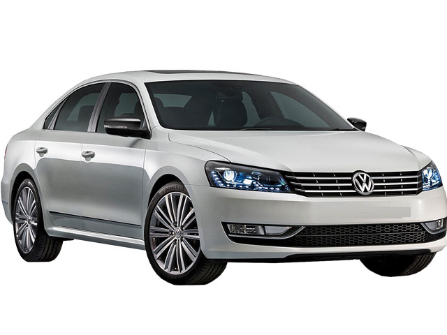 Rent a VW Passat 1.6LT TDI AUTOMATIC in Crete